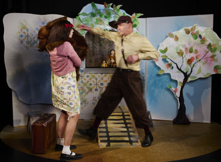 Historien om Bodri, Teater Barbara 2021
