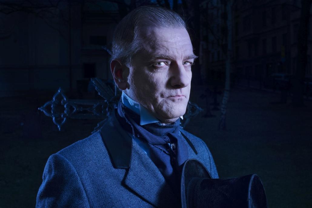 Frankenstein, Teater Barbara 2018-2019. Foto: José Figueroa