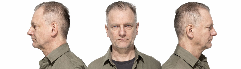 Anders Jansson. Foto: Lena Granefelt 2021